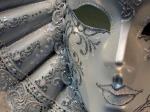 Purim Mask & Fan