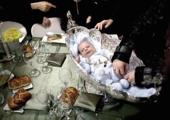 Jewish custom first born